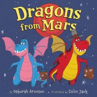 book jacket for Dragons From Mars