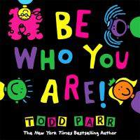 book jacket for Be Who You Are