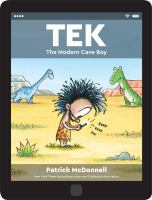 book jacket for Tek