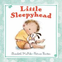 book jacket for Little Sleepyhead
