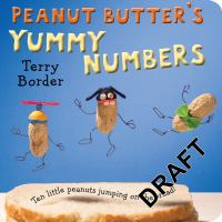 book jacket for Peanut Butter's Yummy Numbers