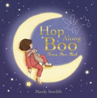 book jacket for Hop Along Boo: Time For Bed