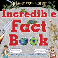 book jacket for Magic Tree House Incredible Fact Book