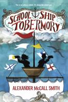 book jacket for School Ship Tobermory