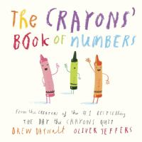 book jacket for The Crayons' Book of Numbers