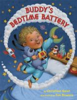 book jacket for Buddy's Bedtime Battery