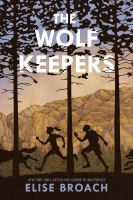 book jacket for The Wolf Keepers