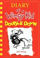 book jacket for Diary of a Wimpy Kid: Double Down