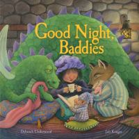 book jacket for Good Night, Baddies