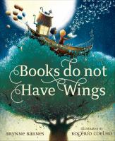 book jacket for Books Do Not Have Wings