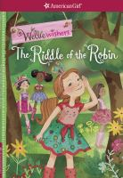 book jacket for The Riddle of the Robin