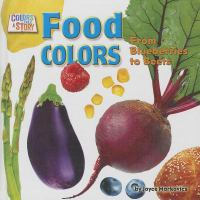 Food Colors: From Blueberries to Beets