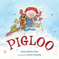 book jacket for Pigloo
