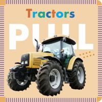 book jacket for Tractors Pull