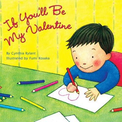 Book cover of If You'll Be My Valentine