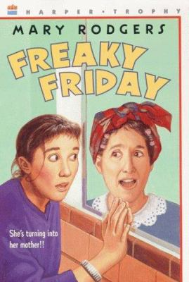 Book cover of Freaky Friday