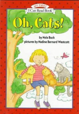 Oh, Cats!   book cover