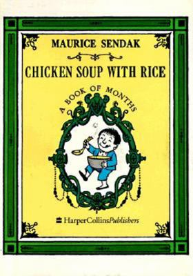 Cover of Chicken Soup with Rice: a book of months by Maurice Sendak