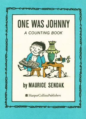 Cover of One Was Johnny: a counting book by Maurice Sendak