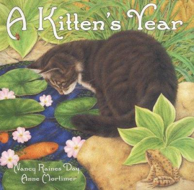 Cover of A Kitten's Year