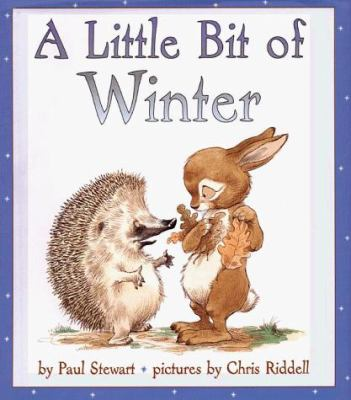A Little Bit of Winter book cover