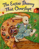 The Easter Bunnny That Overslept book cover