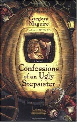 Cover: Confessions of an Ugly Stepsister