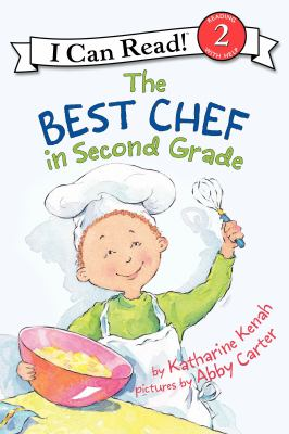 Book cover of The Best Chef in Second Grade