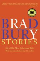 Bookcover of Bradbury Stories: 100 of his most celebrated tales