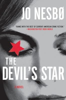 Book cover of The Devil's Star by Jo Nesbo