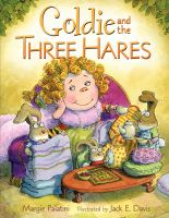 Goldie and the Three Hares book cover