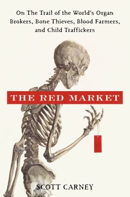 Book cover of The Red Market