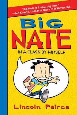 Book cover of Big Nate