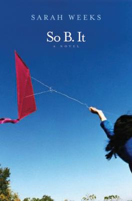 Book cover of So B. It