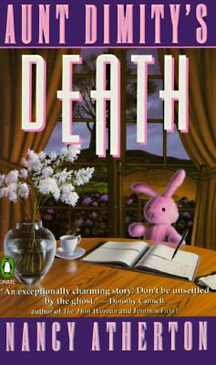 Book cover of Aunt Dimity's Death