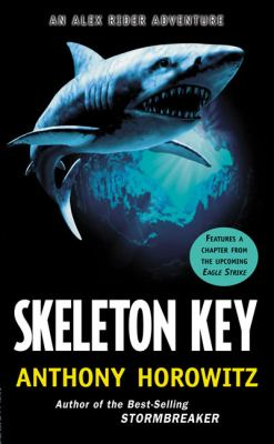 Book cover - Skeleton Key