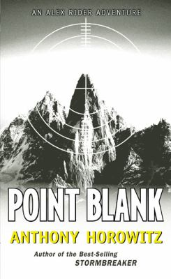 Book cover - Point Blank