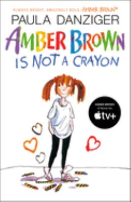 Book cover of Amber Brown is Not a Crayon