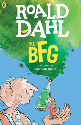 Book cover of The BFG