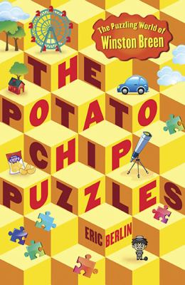 Cover of The Potato Chip Puzzles by Eric Berlin