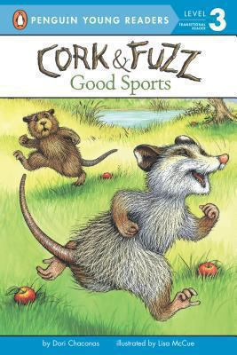 Cork and Fuzz, book cover