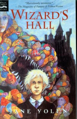 Book cover of Wizard's Hall by Jane Yolen