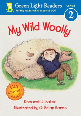 Book cover of My Wild Woolly