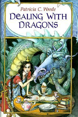 Dealing with dragons by Patricia C. Wrede, c1990