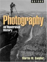 Photography: An Illustrated History