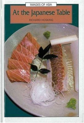 Book cover of At the Japanese Table
