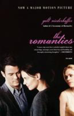 Book cover of The Romantics