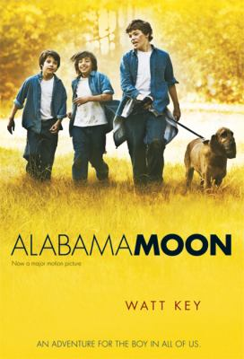 Book cover of Alabama Moon