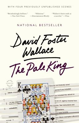Cover of The Pale King