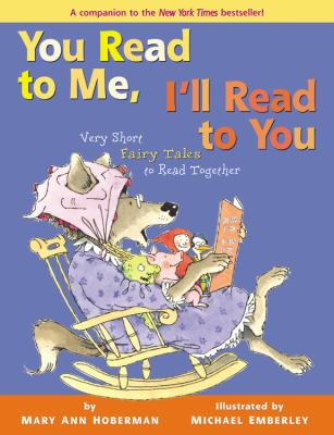 Book cover of You Read to Me, I'll Read to You
